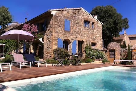 Ch 1 : La chambre en rez-de-jardin - Vers-Pont-du-Gard - House