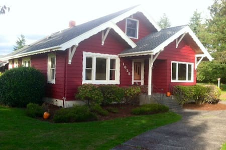 Traditional Farm House - Ferndale - Dům