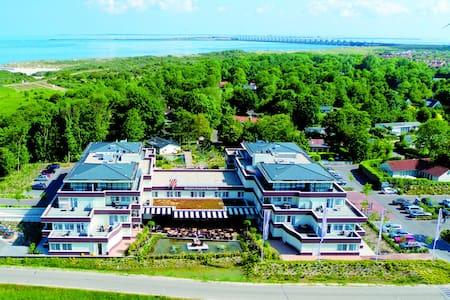 Luxe appartementen met vier sterren  service - Kamperland - Hotellipalvelut tarjoava huoneisto