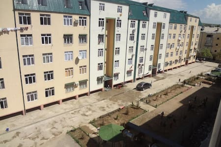 A nice appartment in clean area. - Dushanbe - Appartement