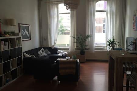 Ruim appartement in herenhuis, voor 4daagse lopers - Apartemen