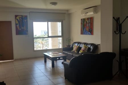 Spacious&Beautiful Apartment. - Netanya - Apartment