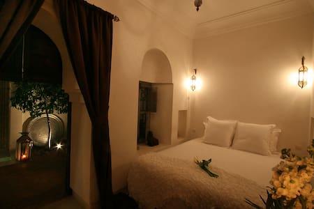 Riad Dar Thania 4 chambres doubles