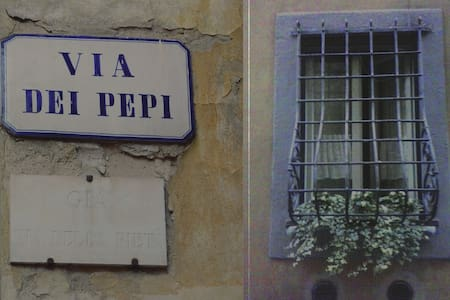 Pepi's House: the heart of Florence