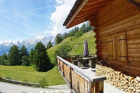 Swiss luxury ski chalet nr verbier