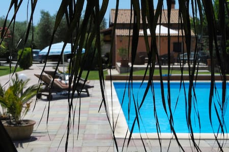 Villa con piscina privata - Alguer