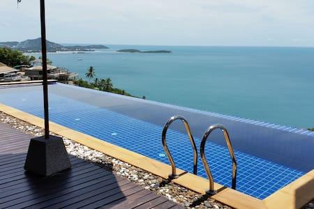 Panorama Seaview Pool Studio