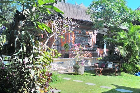 Balinese Architecture House