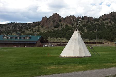 Red Canyon room - Sanford Crk Ranch - Szoba reggelivel