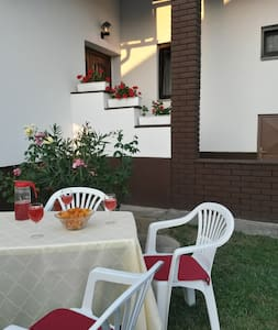 Apartment Cecilia - 4 to 6 guests - Koprivnica