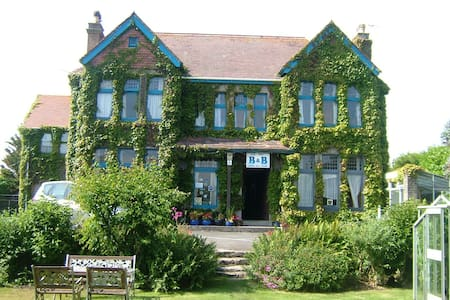 Bed & Breakfast-St Agnes, Cornwall