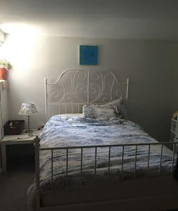 Basement Unit (1 bedroom, 1 bath)