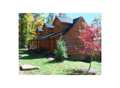 Luxury Mountain Retreat - Hus