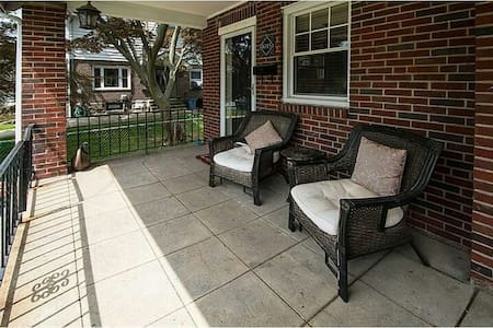 Great suburban home - Drexel Hill - House