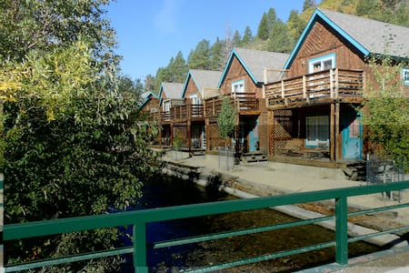 River Retreat Cabin 3 - Red River - Cabane