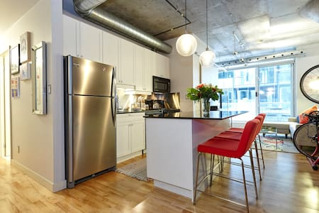 Central One bedroom Soft Loft - Toronto - Apartment