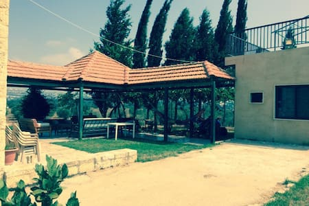 Beautiful Horse Ranch Retreat (2 bedroom) - Amioun - Apartment