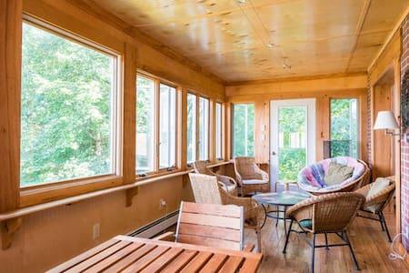 Jalapeño Room - Hudson River home