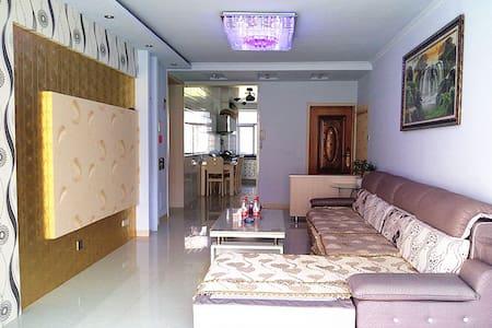 张北百灵鸟短租公寓  二室二厅 - Zhangjiakou - Appartement