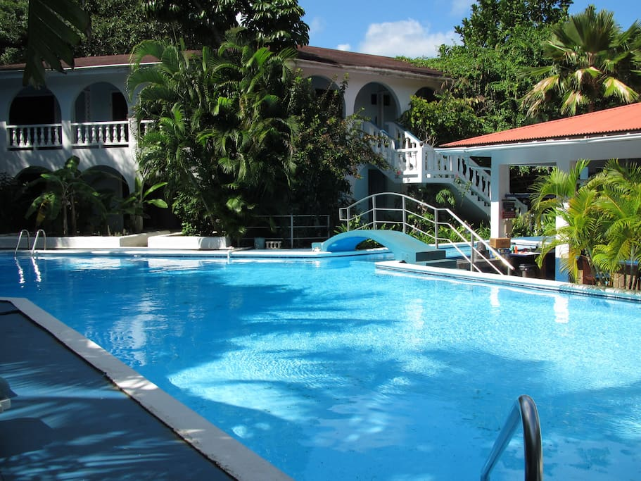 Tamarind Club Hotel and Restaurant, just foot steps away!