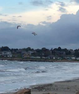 Ocean view Cottage-Writer's Getaway - Little Compton