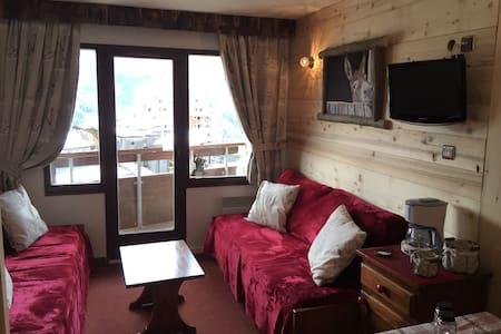 Appt Avoriaz totalement rénové - Morzine - Appartement
