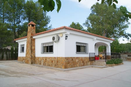 Comfortable holidays near to Xativa - Casa