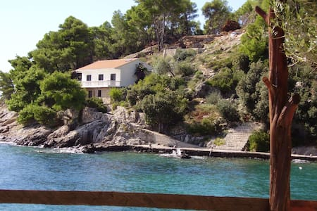 VILLA by the SEA - Island of Hvar