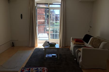 Lovely room for 3 in stunning flat