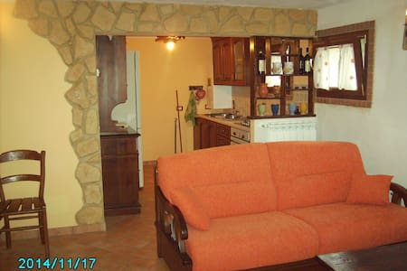 Appartamento Castel di Sangro - Leilighet
