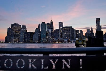 Brooklyn Garden apartment -BedStuy - Townhouse
