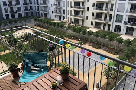 Brand new, stylish apartment 82m²