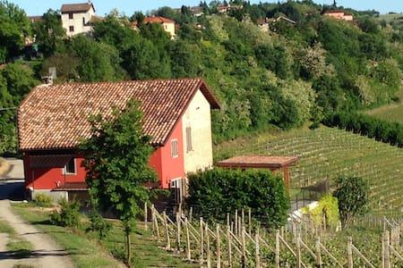 Villa Bricchetta - Costigliole d'Asti - Hus