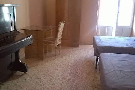 Wide  3room terraced apartmet