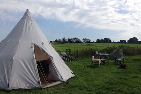 Private camping in 10 acres - Tent