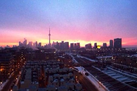 Loft with a View on King W