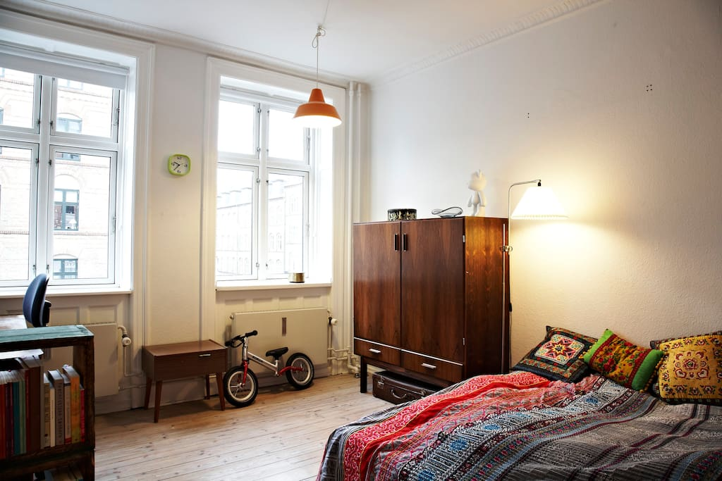 Family friendly apparment, frb   flats for rent in frederiksberg