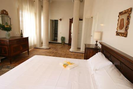 Suite Narciso BeB in a Tuscan Villa - Empoli