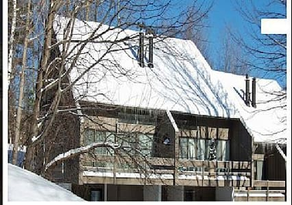 Cozy 3 bedroom condo at Sugarbush.
