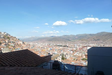 San Blas Double with Stunning Views