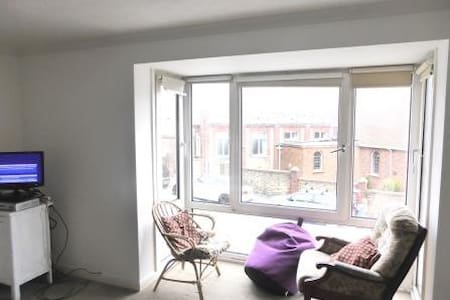 Independent double Room/parking  Newhaven/Btn - Newhaven - House
