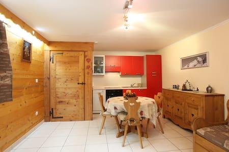 GITE SAINT ROCH - Villarodin-Bourget - Apartment