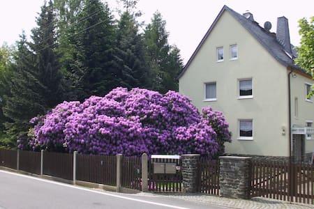 2-Zi.-Wohnung mit Balkon im Grünen - Apartment