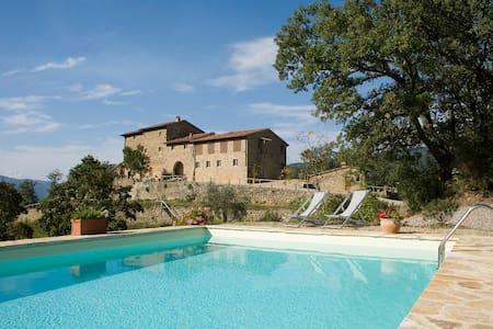 Best kept secret of Tuscany - Borselli - Apartment