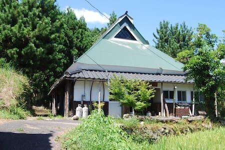 Mountain Farmhouse Getaway Taki-Ya - Takashima