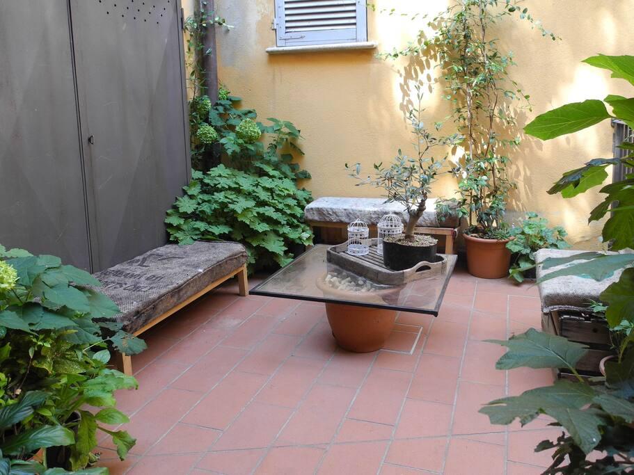 Stanza privata nel cuore di Perugia