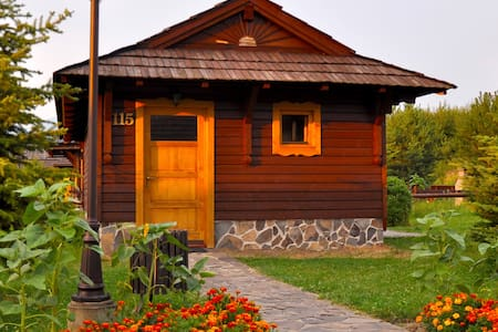 Cottage in High Tatras, Slovakia