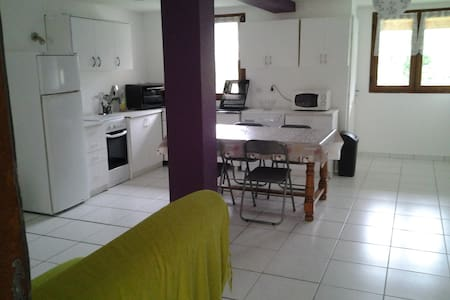 appartement de 54 M2 dans maison indépendant - Huis