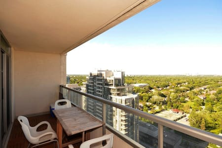 Heart of North York w/ Private Bath - Toronto - Wohnung