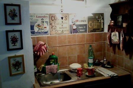 trilivelli a Sipicciano - Haus